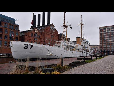 Baltimore, MD -- The Inner Harbor