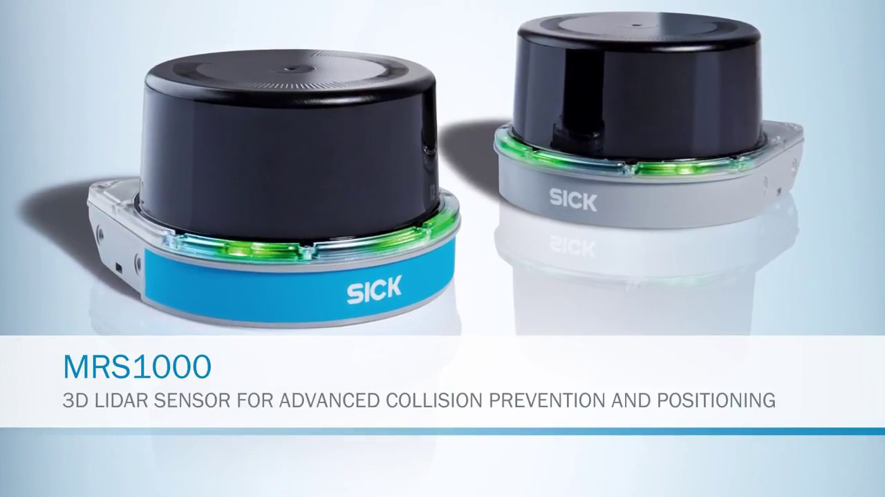 LiDAR sensors- Advanced Collision Prevention & Positioning