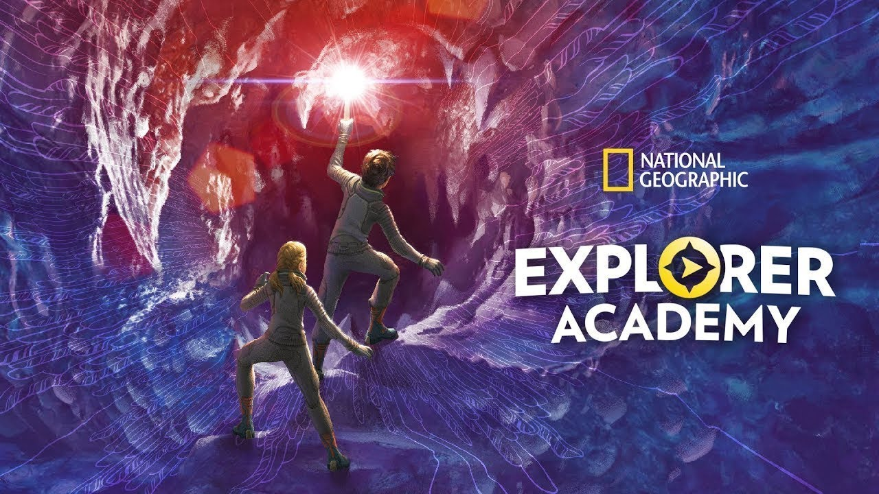 Explorer Academy: The Falcon's Feather | National Geographic Kids