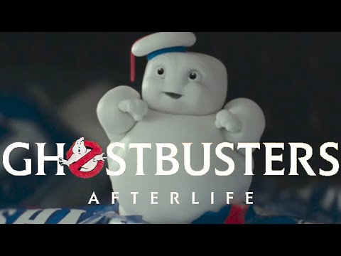 Ghostbusters Afterlife Mini-Pufts Revealed in New Clip! Baby Stay Puft Marshmallow Man! - The Movie Life