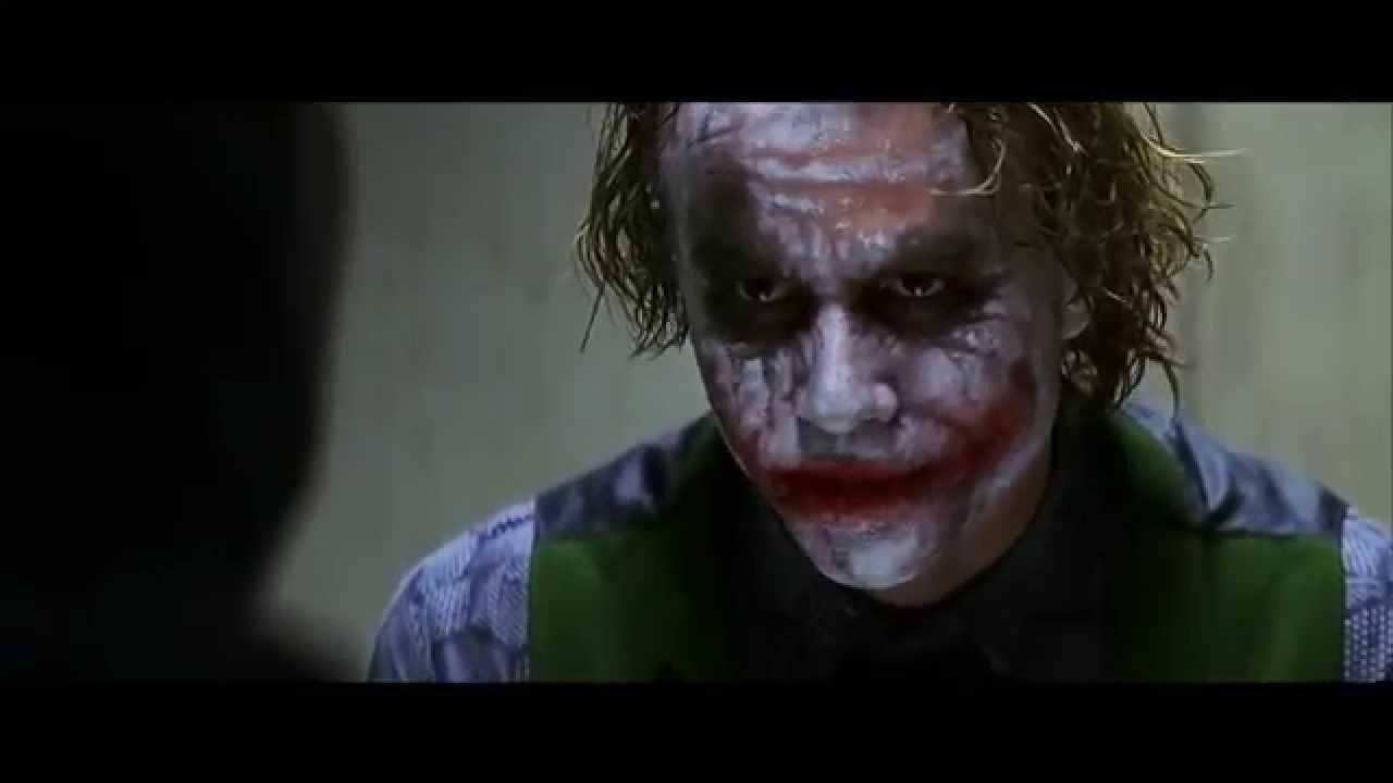 Download Heath Ledger - Joker- The Dark Knight- Batman- The best scene-
