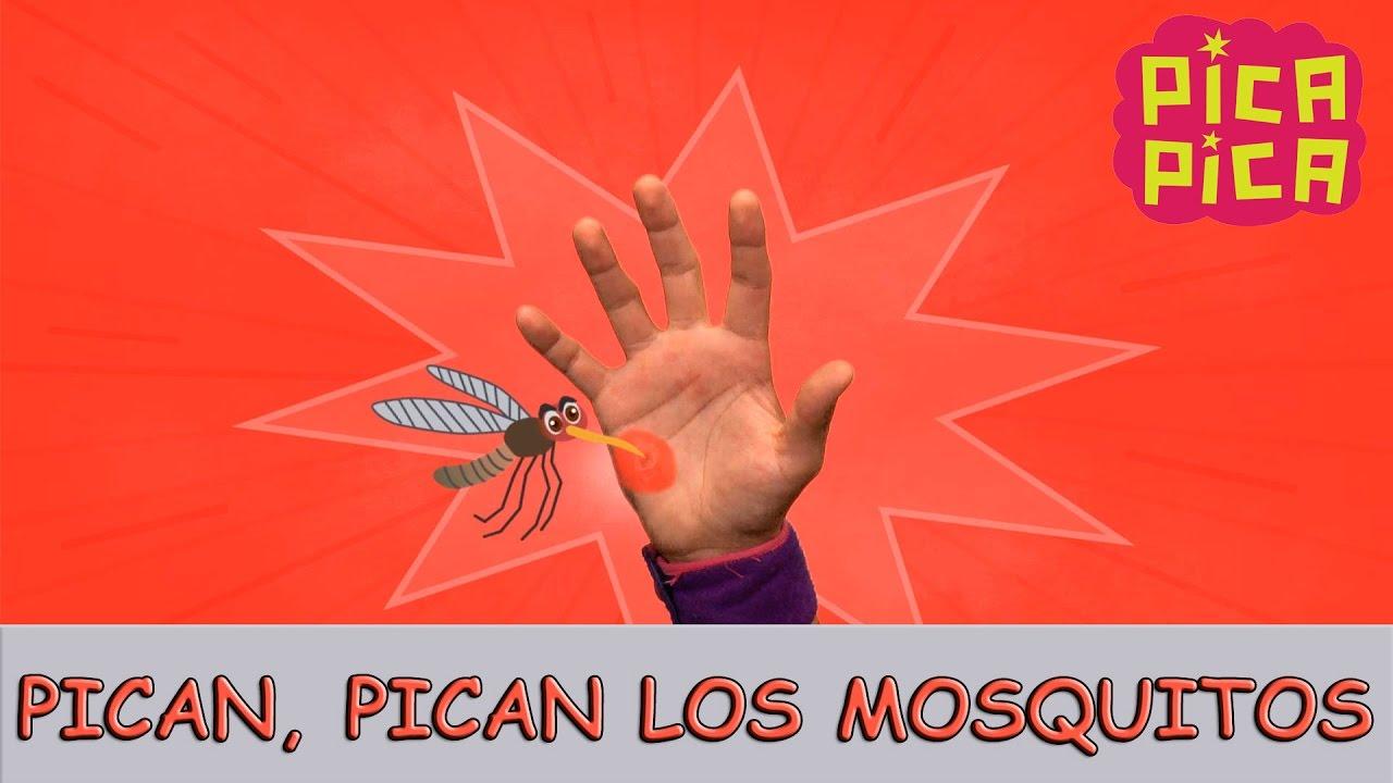 Pica Pica Pican Pican Los Mosquitos Videoclip Oficial