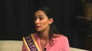 SceneTV - National Ms. 2015 - Paula Fidalgo #SCENETV
