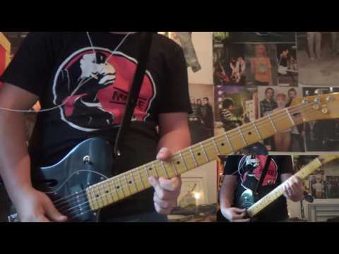 Green Day | Pulling Teeth | Guitar Cover (+Chords) DCC #6