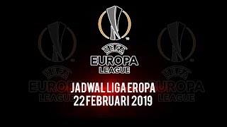 Jadwal Pertandingan Liga Eropa 22 Februari 2019, Chelsea dan Arsenal FC Beraksi Kembali