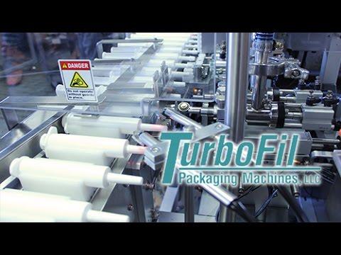 Syringe Filling Machines - Pharmaceutical Syringe Filling Machine System