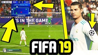 FIFA 19 - What The Champions League Could Look Like in FIFA 19 - FIFA 19 Champions League