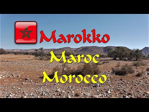 Marokko  -Stippvisite in Casablanca, Agadir, Souk Taroudant, Oase Tiout-