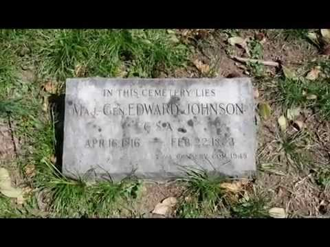 "Edward ""Allegheny"" Johnson (Hollywood Cemetery)"