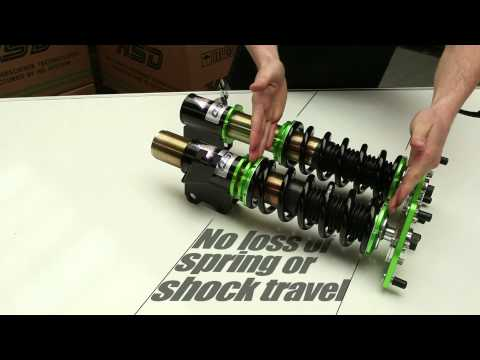 HSD MonoPro Coilovers - Quick Look at the best sub £1000 coilovers on the market.