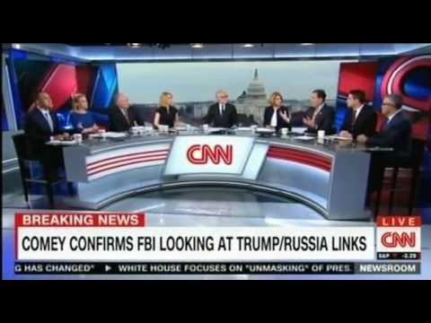 CNN discussion on the 5 hour long session between Comey and Congress