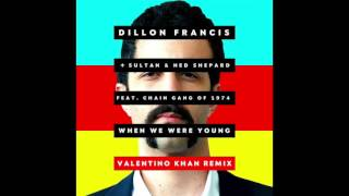 Dillon Francis - When We Were Young... @ www.OfficialVideos.Net