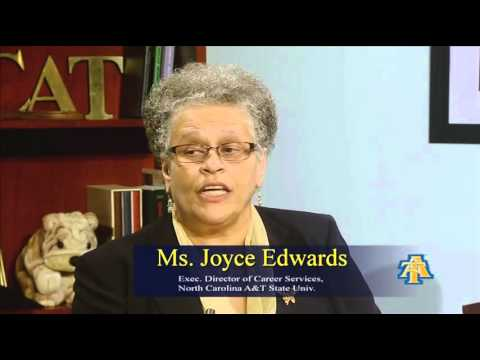 Triad Perspectives Show 8 (NC A&T Career Services, Goodwill Industries, Blount Evans Center)