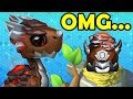 NO WAY! We Bred ANOTHER Furnace Dragon Already?! Turf War Event Round 3! - DML #864