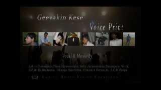 Geeyakin kese voice print-Lahiru Dananjaya