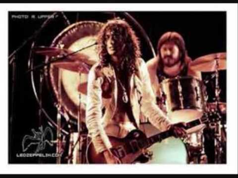 Led Zeppelin Sick again 77