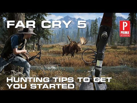Far Cry 5: How to Hunt Tips for Beginners