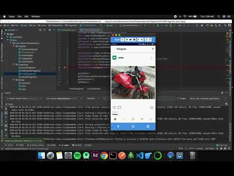 firebase-android-tutorial-32---instagram-like-app-using-firebase-(part-24)viewing-user-&-saved-posts