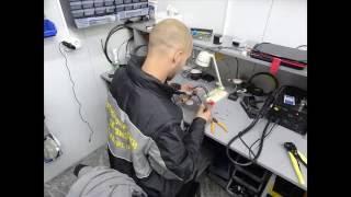 Монтиране на модул за централно заключване за Audi по CAN-шина