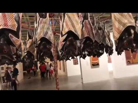 Indigenous Gallery at Art Gallery of New South Wales (AGNSW)