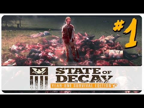 State of Decay: YOSE - Part 1 | Breakdown! | Let's Play State of Decay Gameplay