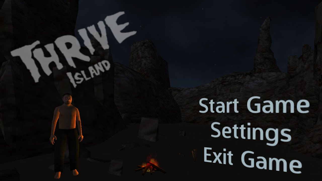 Thrive island survival free apk download free simulation game.