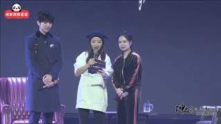 【Eng Sub 蔡徐坤/CAI XUKUN】Part 2 Chengdu Live 成都音乐分享会 20181013
