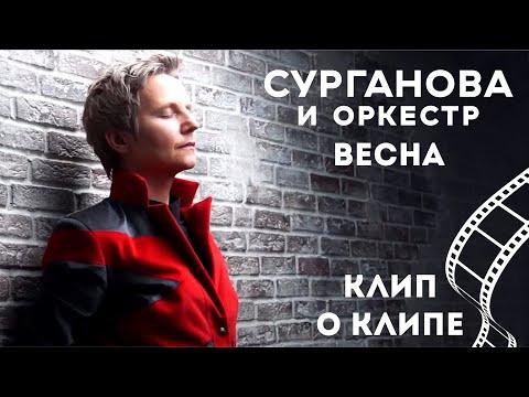 сурганова клип о клипе весна