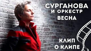 Сурганова и Оркестр - Весна (клип о клипе)