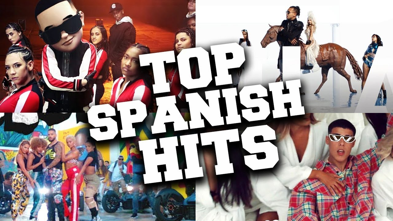 TOP 100 Spanish Songs of March 2019