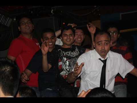 W1F Xmas party 2009.wmv