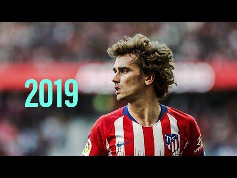 Antoine Griezmann 2019 - SUPERMANN - Skills & Goals.