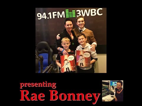 Rae Bonney - 19-Jun-2017 - Harrison Craig