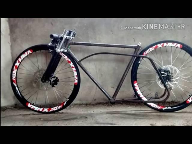 Especial Caloi barra forte - bike rebaixada