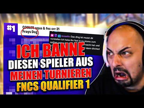 Der COOLE JUNGE ist ZURÜCK auf der NUMMER 1? | FNCS Qualifier 1