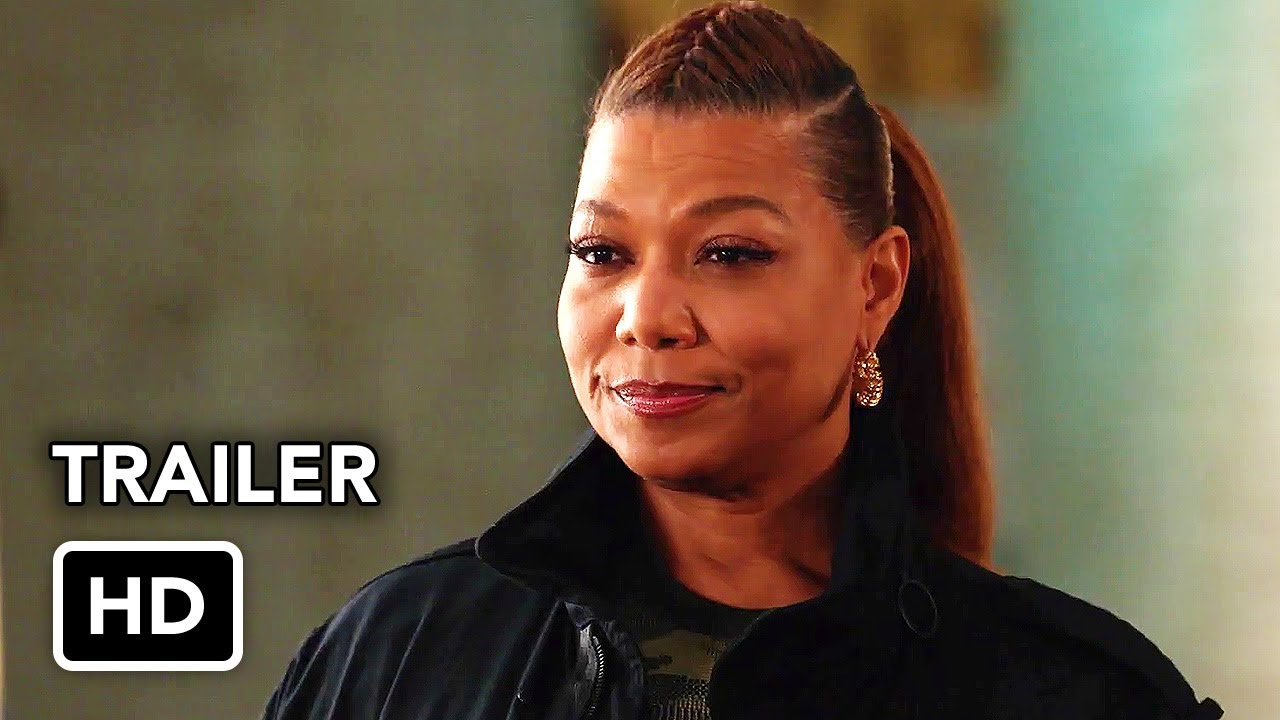 The Equalizer Season 2 Trailer (HD) Queen Latifah action series