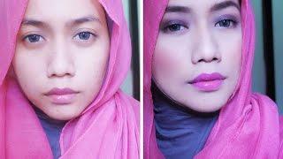 makeup for raya / eid : less than 10 minutes smokey eyes! Thumbnail