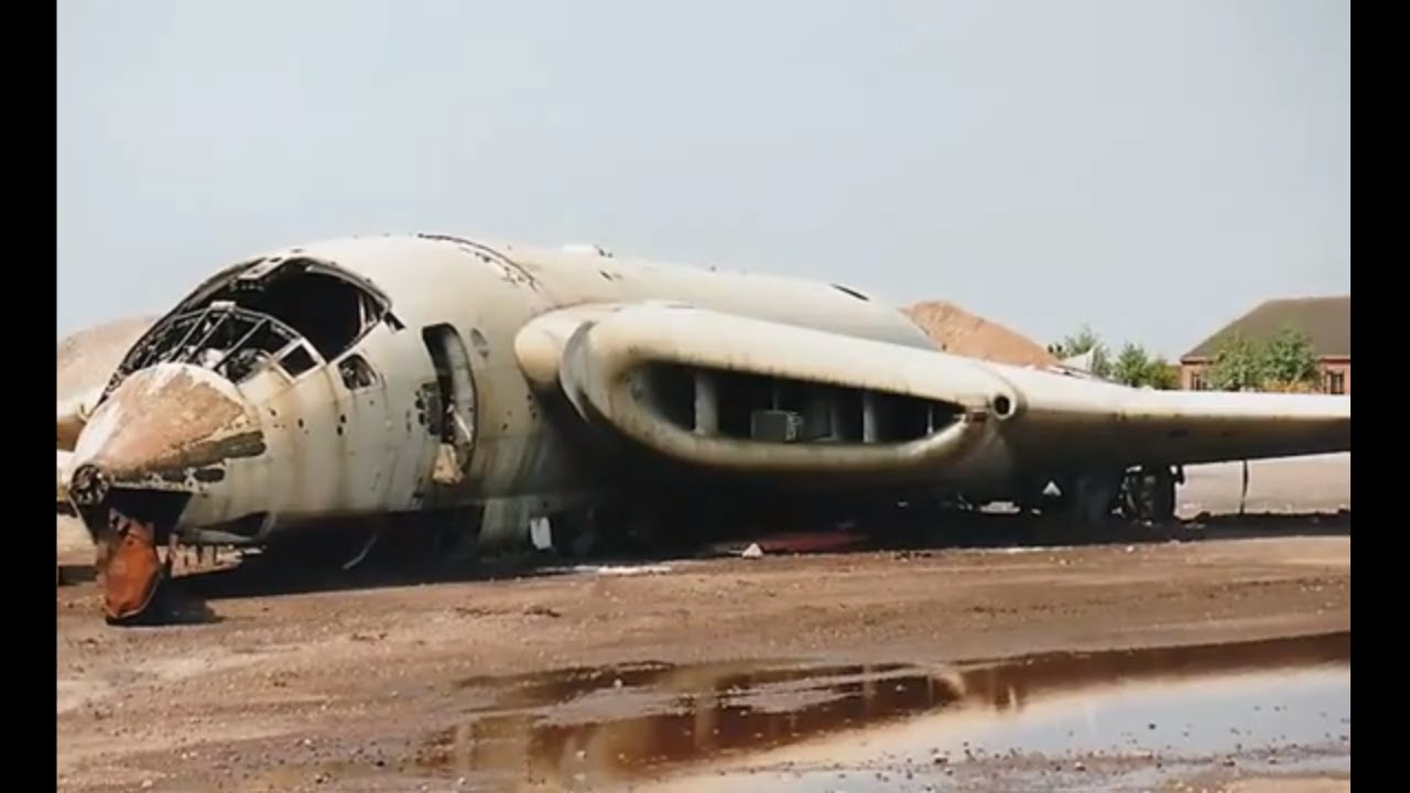 12 Most Incredible Abandoned Vehicles And Technologies