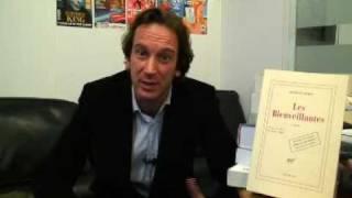 Prix Goncourt à Jonathan Littell vu par François Busnel