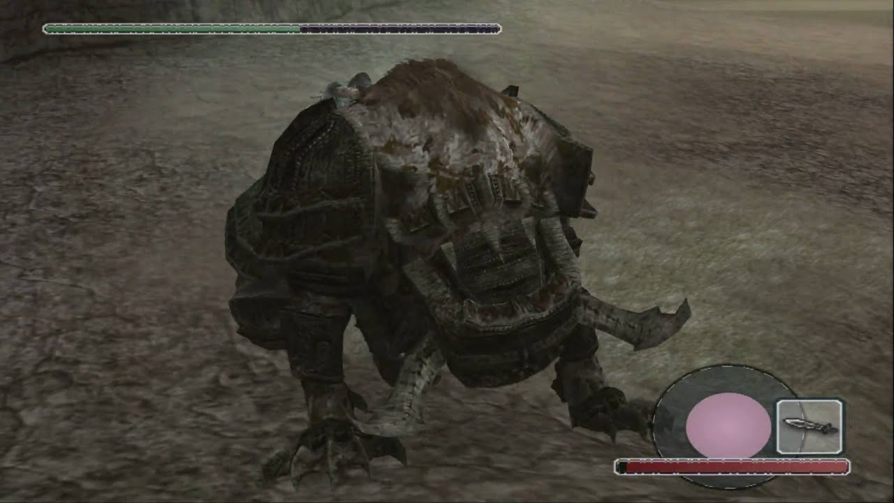 how to play shadow of colossus
