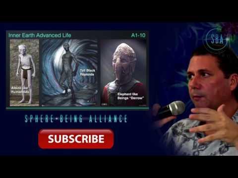 Corey Goode Speaks on the Hollow Earth Theory, Inner Earth Groups, and Non Terrestrials.