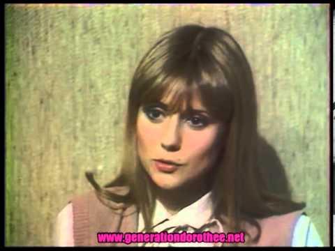 Dorothée - Interview 1978 par Philippe Bouvard - Génération Dorothée