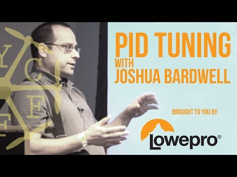 PID TUNING  by JOSH BARDWELL @ NEW YORK CITY DRONE FILM FESTIVAL