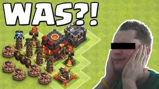 WAS IST DAS?! || CLASH OF CLANS || Let