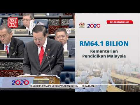 Education Ministry Largest 2020 Budget Recipient With Rm64 1b Nsttv