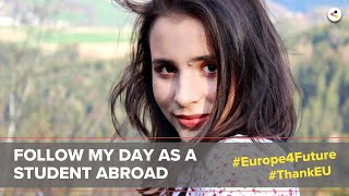 Chance Europe | Study without borders | Semester abroad in Scottland | #Europe4Future #ThankEU