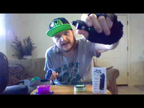 CaliCapableJeff's Review of the Pulsar APX Vaporizer featuring Space Monkey Meds