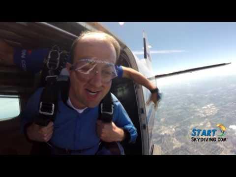 StartSkydiving.com Aaron Jackson