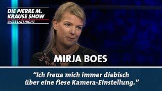 """Mirja Boes über """"Mut zum hässlich sein"""""""