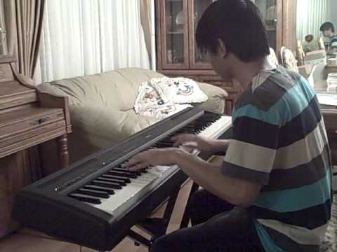 La Roux - Tigerlily (Piano Cover by Ryan)